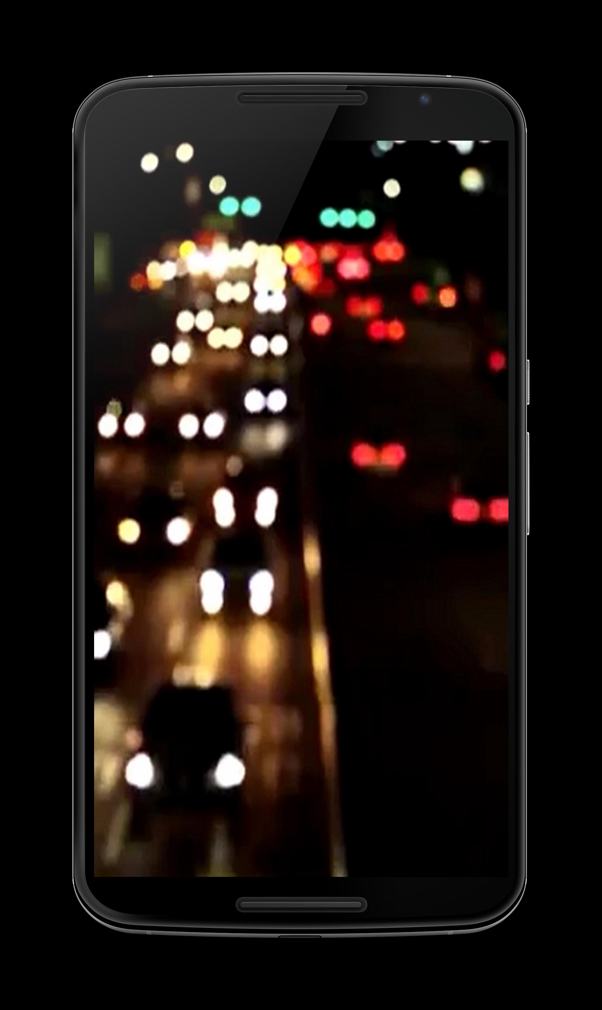 Noche Camino Video Wallpaper For Android Apk Download