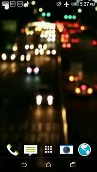 Night Road Video Wallpaper apk screenshot