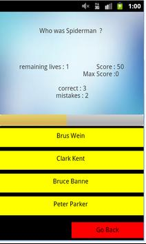 Knowledge Game screenshot 2
