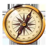 Pirates of the  Sea Compass icon