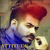 Boy Attitude Status icon
