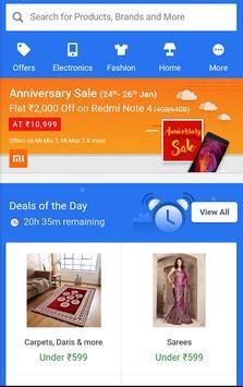 Flipkart Lite screenshot 1
