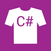 MS Visual C# for beginners icon