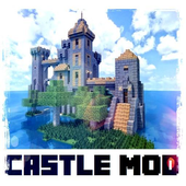 Castle Mod For Minecraft icon