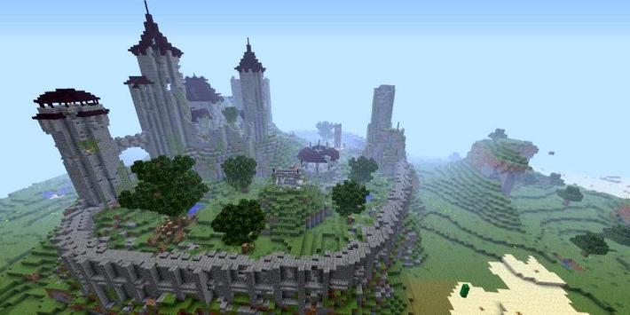 Castle Mod For Minecraft apk screenshot