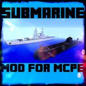 Submarine Mod For Minecraft icon