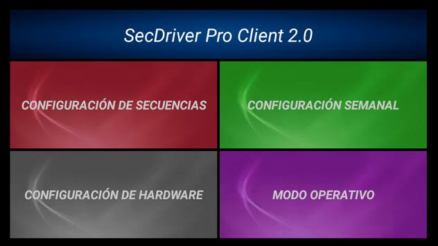 SecDriver Pro poster