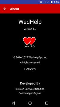 WedHelp screenshot 6
