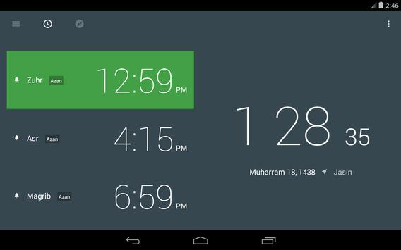 Prayer Time and Qibla screenshot 6