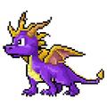 Dragons Color Pixel by Numbers - Sandbox Pixel