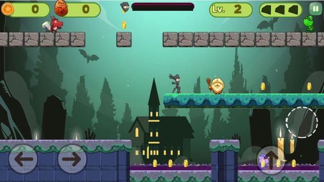 Super Warrior Ninja - The Legend screenshot 3