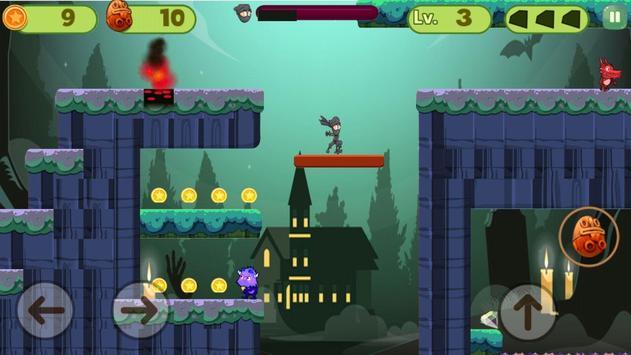 Super Warrior Ninja - The Legend screenshot 1