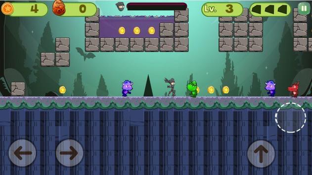 Super Warrior Ninja - The Legend screenshot 2