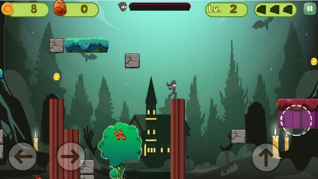 Super Warrior Ninja - The Legend screenshot 4