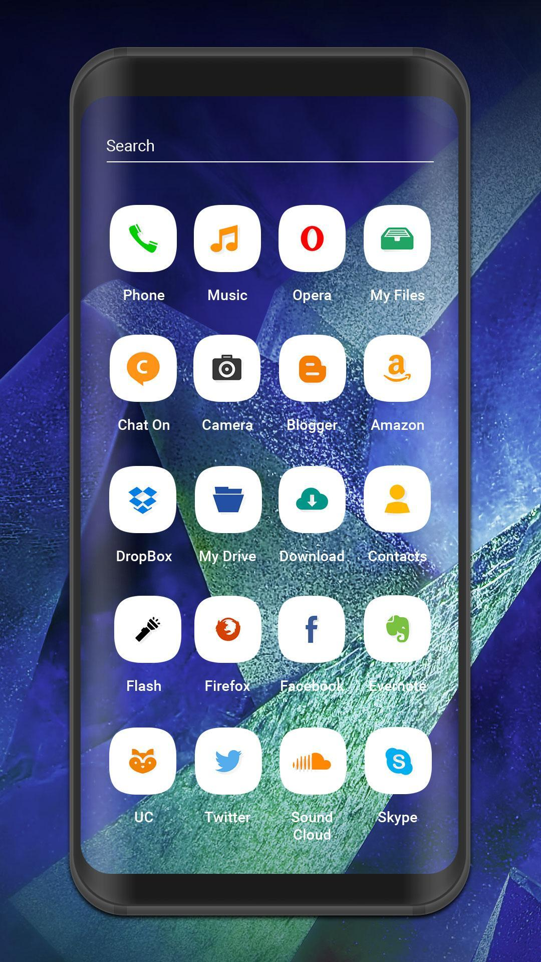 Theme & Launcher for Moto Z3 Play / G6 Play  for Android - APK Download