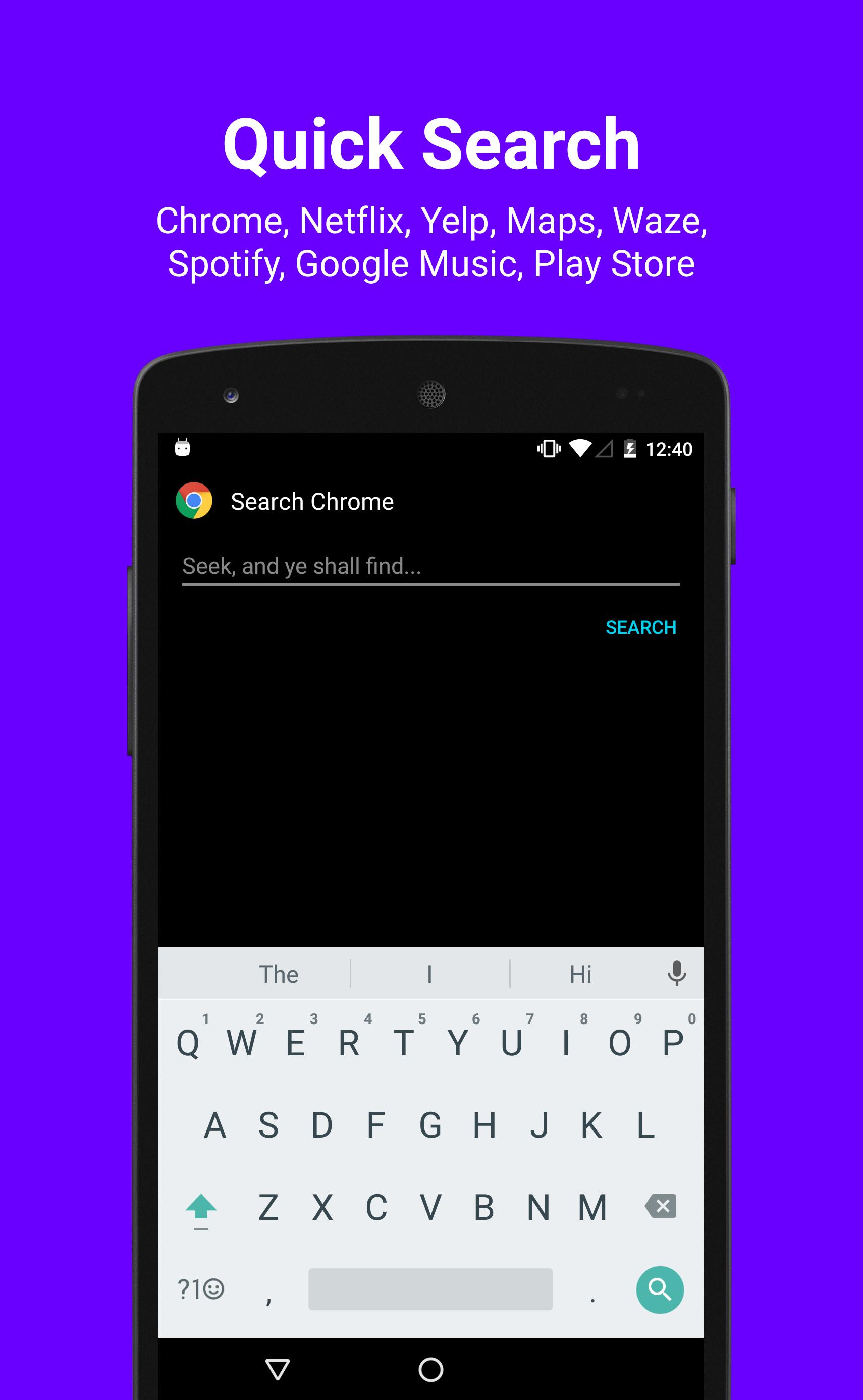 Sesame Lock Screen for Android - APK Download