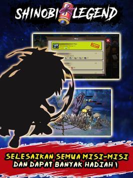 Shinobi Legend poster