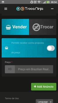 TROCA.NINJA apk screenshot