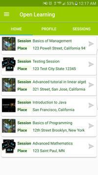 Open Learning screenshot 2