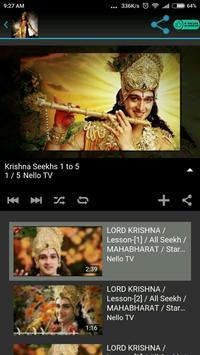 Lessons Of Lord Krishna screenshot 1