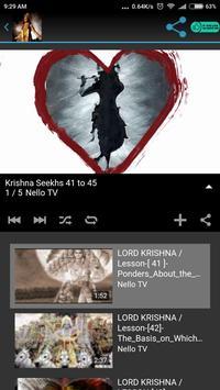 Lessons Of Lord Krishna screenshot 4