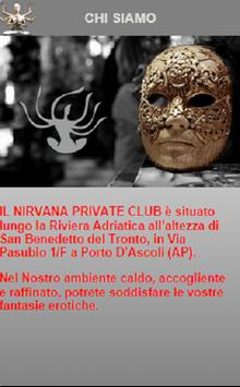 Nirvana Private Club screenshot 1