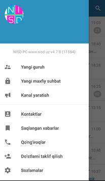 Ўзбек Телеграми (Норасмий) скриншот 2