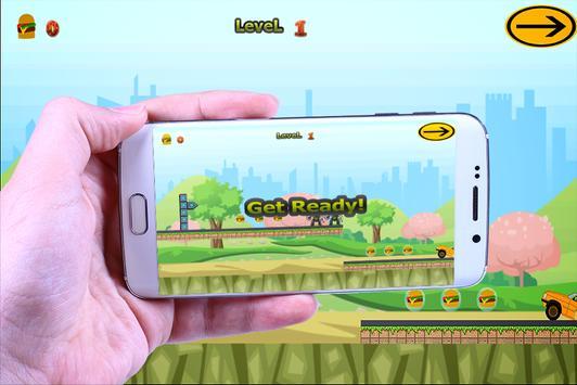 Jungle Doramon Adventure apk screenshot