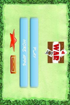 War - Card game - Free screenshot 2
