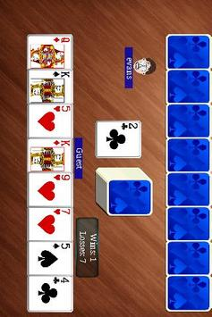 Crazy eights - Card game apk screenshot