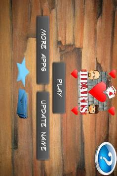 Hearts Bill apk screenshot