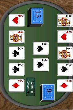 Speed - Spit Card game apk screenshot