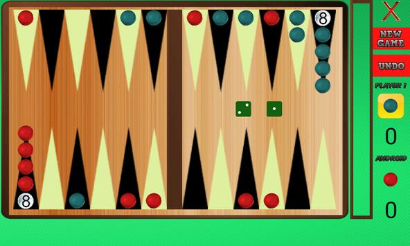 Narde – Backgammon Two Player Games poster