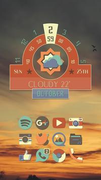 Aura Zooper apk screenshot
