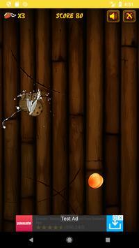 Ninja Katana Fruits Cut screenshot 3