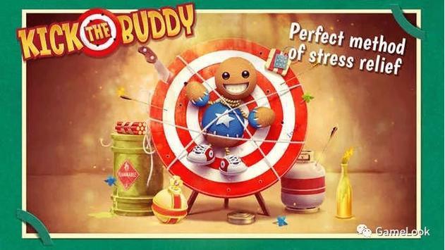 Kick the Buddy poster