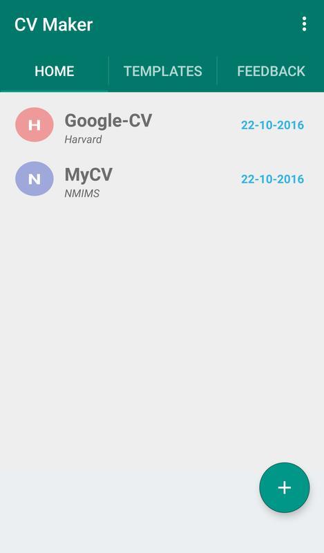 cv maker apk download free business app for android apkpure com