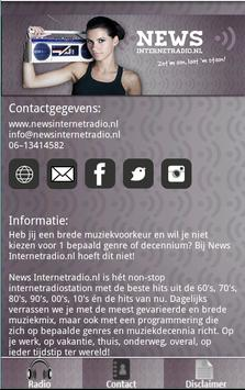 News Internetradio.nl screenshot 1