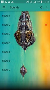 Best Alligator Sounds screenshot 1