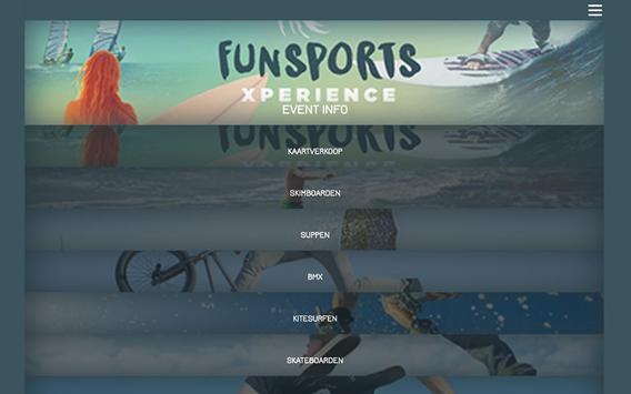 Funsports Xperience screenshot 1