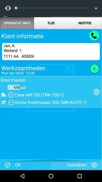 WerkOrder screenshot 2