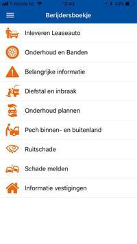 Van Mossel Autolease screenshot 3