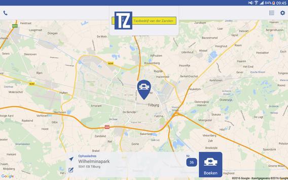Taxi van der Zanden apk screenshot