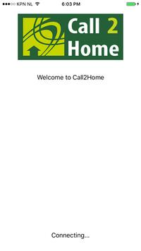 Call 2 Home poster