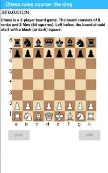 Chess rules part 4 poster