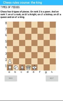 Chess rules part 8 screenshot 1