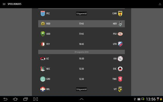 HERACLES ALMELO LIVE screenshot 6
