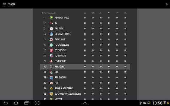 HERACLES ALMELO LIVE screenshot 7