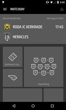HERACLES ALMELO LIVE poster