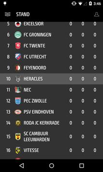 HERACLES ALMELO LIVE screenshot 11